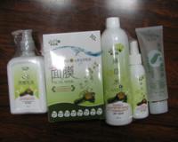 陽農園絲瓜水保濕系列產品----