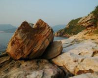 神秘海岸地質公園